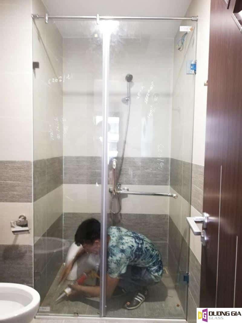 Cabin phòng tắm kính mẫu 11