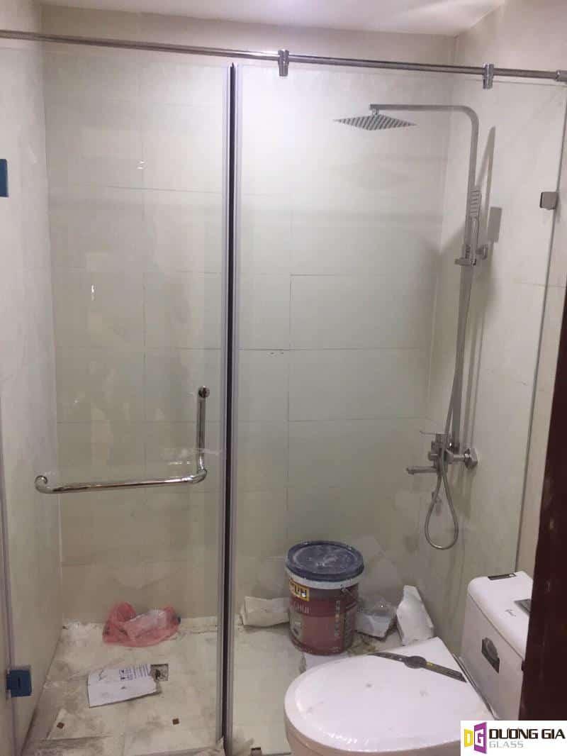 Cabin phòng tắm kính mẫu 2