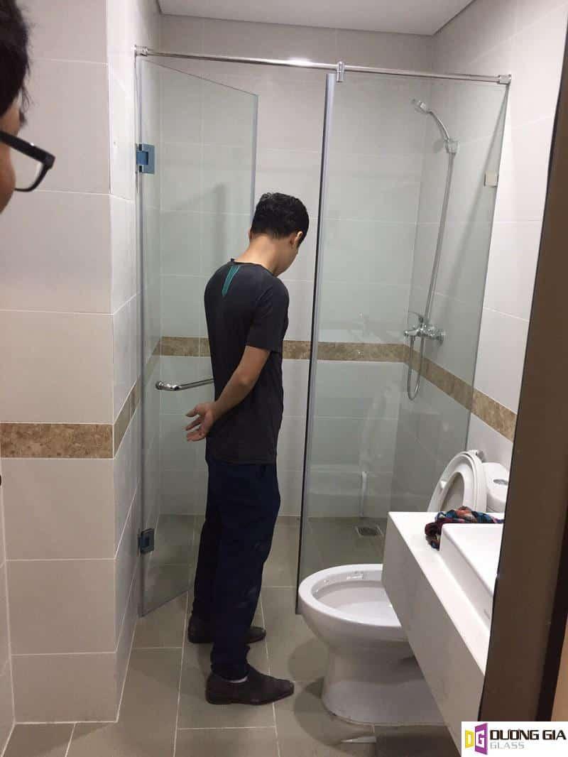 Cabin phòng tắm kính mẫu 7