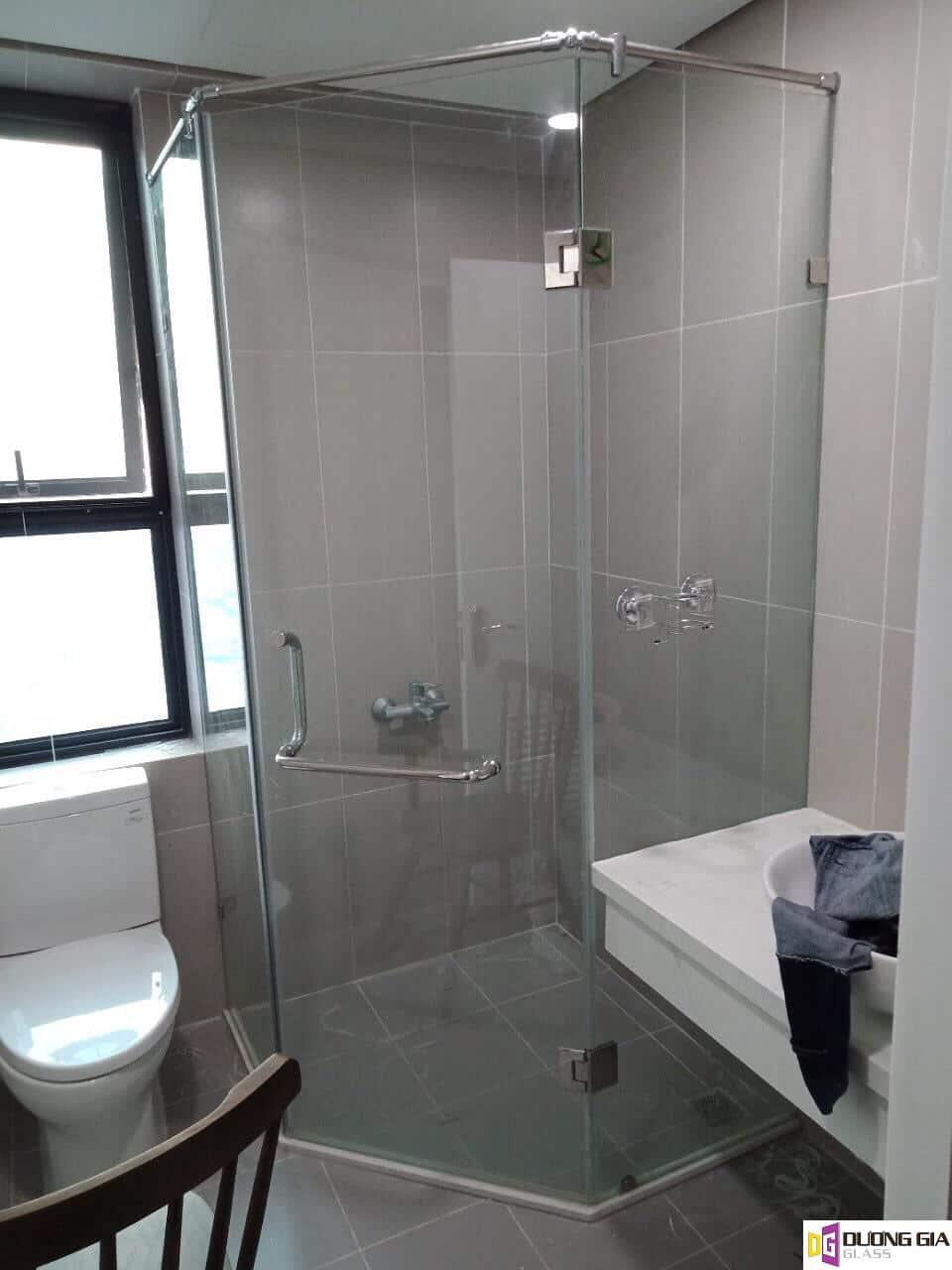 Cabin phòng tắm kính mẫu 8