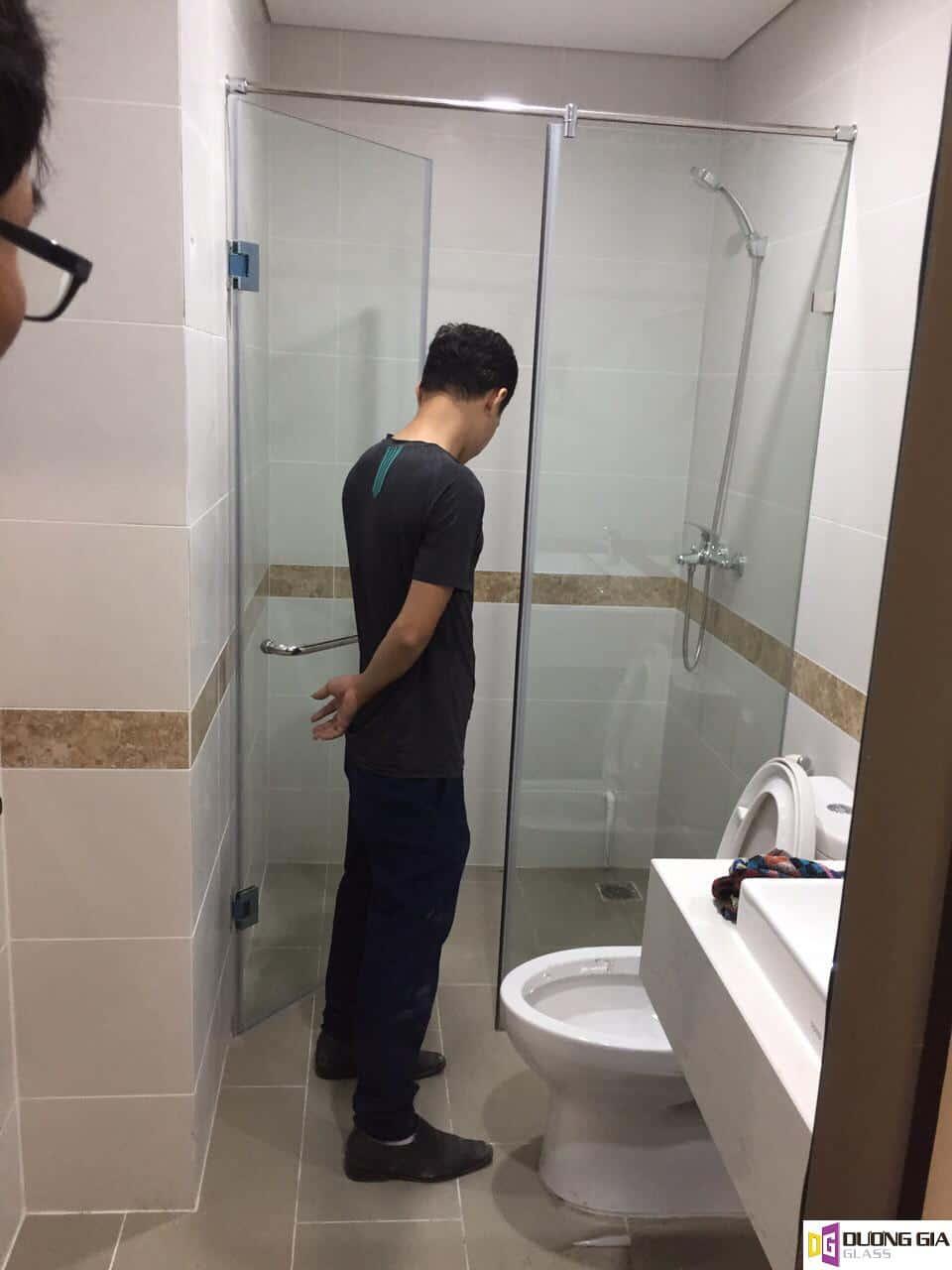 Cabin phòng tắm kính mẫu 9