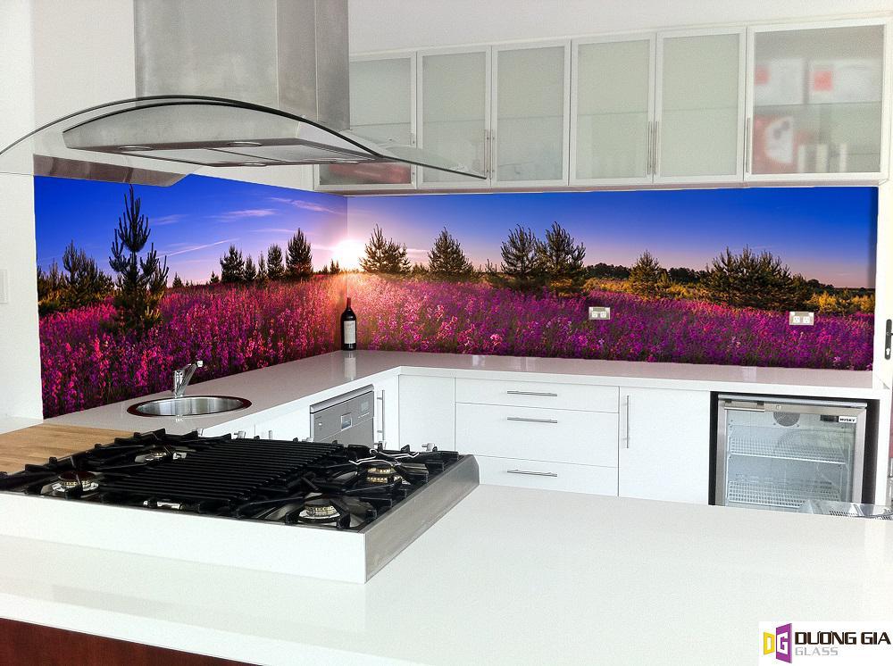 Kính ốp bếp 3D mẫu 20