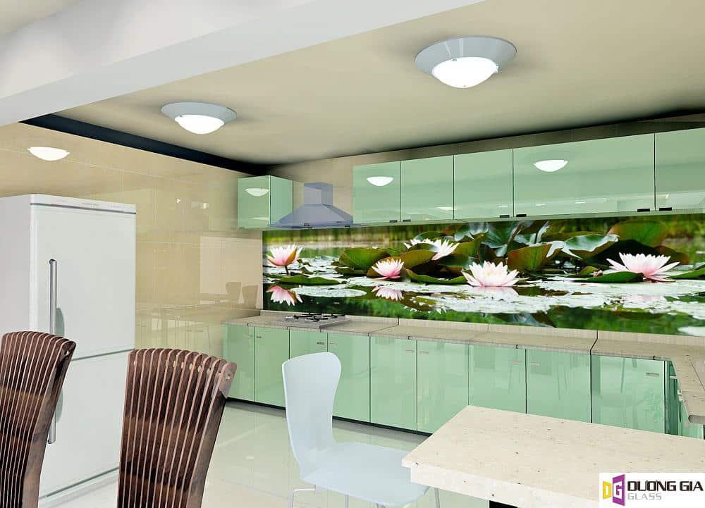 Kính ốp bếp 3D mẫu 26