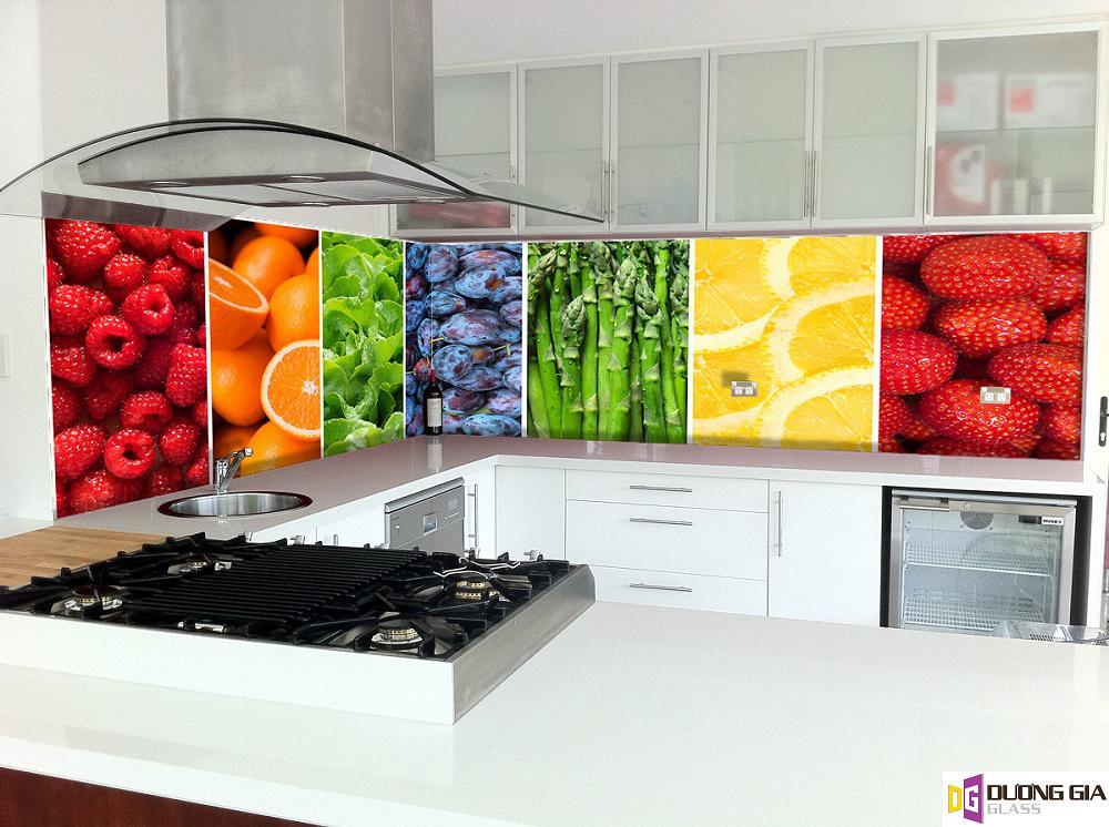 Kính ốp bếp 3D mẫu 5