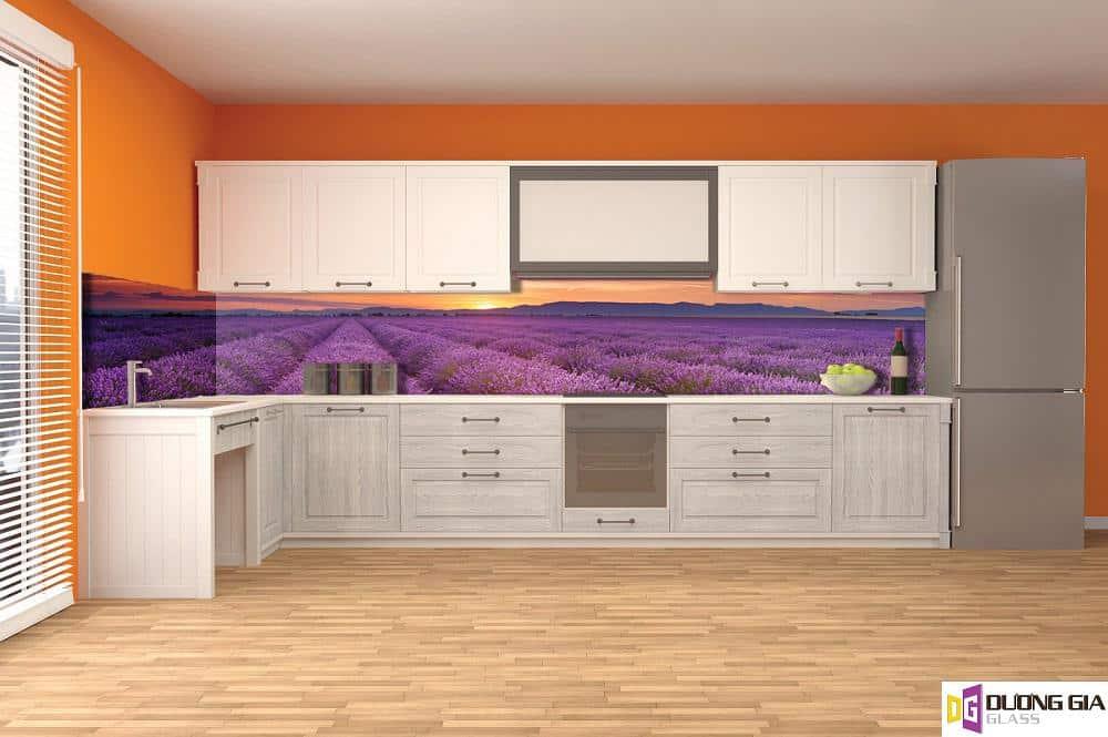 Kính ốp bếp 3D mẫu 57