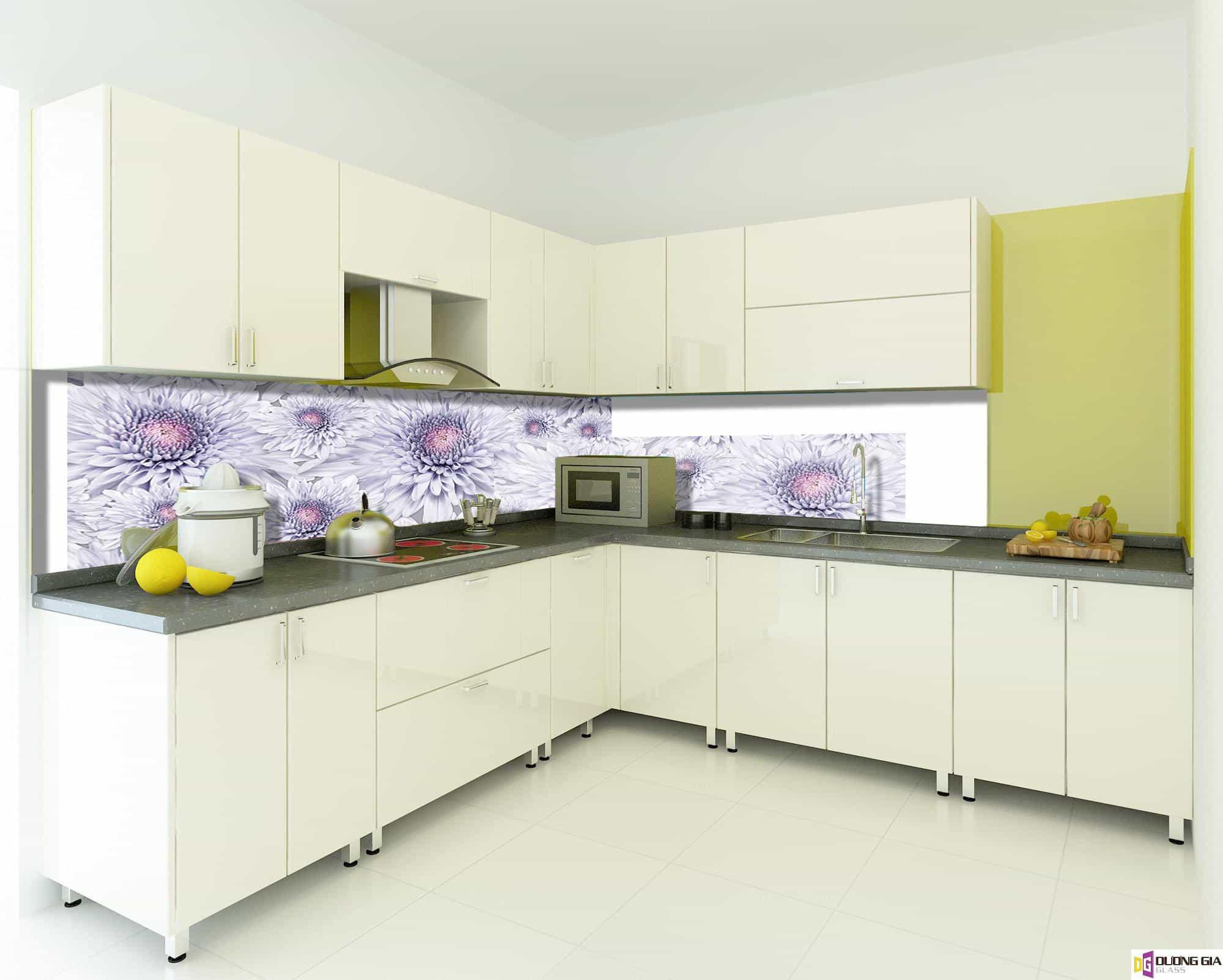 Kính ốp bếp 3D mẫu 58