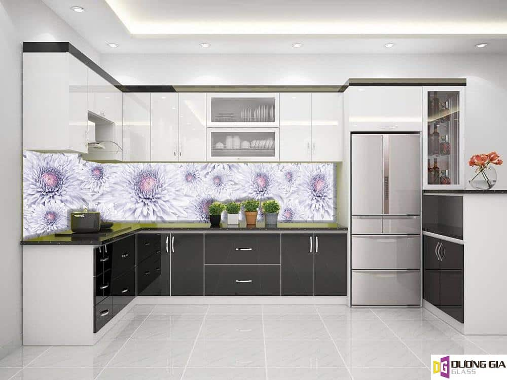 Kính ốp bếp 3D mẫu 59