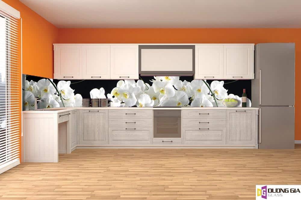 Kính ốp bếp 3D mẫu 6