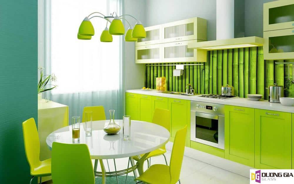 Kính ốp bếp 3D mẫu 62
