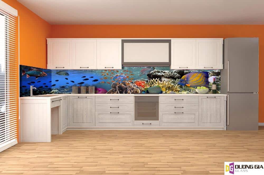 Kính ốp bếp 3D mẫu 63