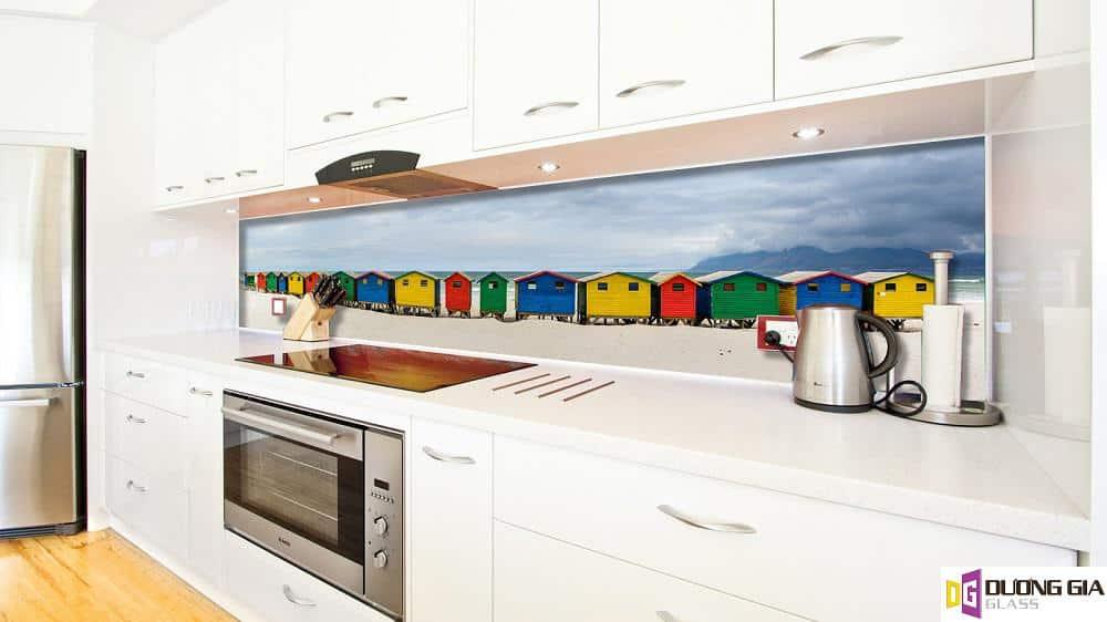 Kính ốp bếp 3D mẫu 69
