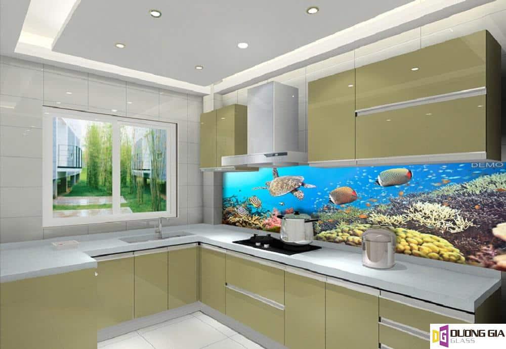 Kính ốp bếp 3D mẫu 89