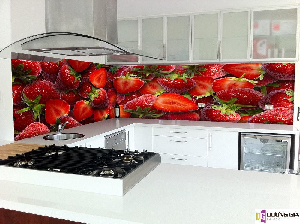 Kính ốp bếp hoa văn mẫu 29