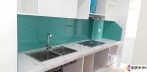 Lắp đặt kính ốp bếp tại Quận Thanh Xuân Hà Nội