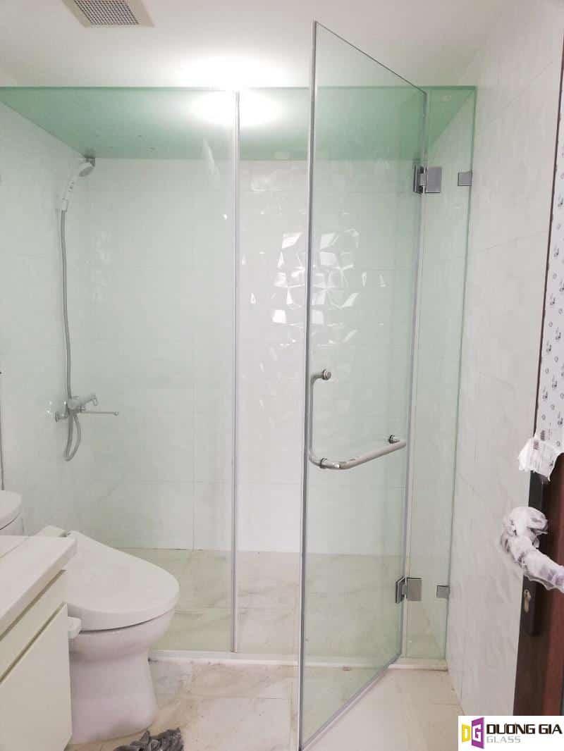 Mẫu cabin phòng tắm kính mẫu 13
