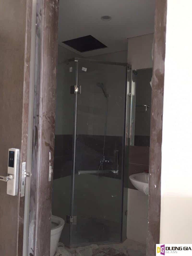 Mẫu cabin phòng tắm kính mẫu 3