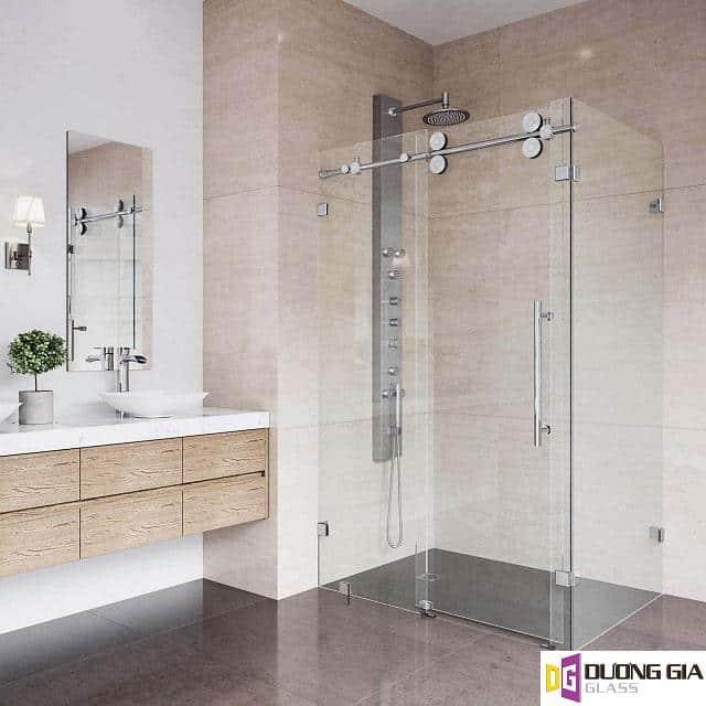 Phòng tắm kính mẫu 1