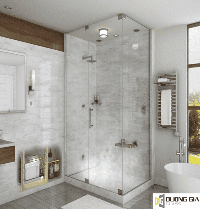 Phòng tắm kính mẫu 3