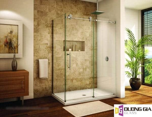 Phòng tắm kính mẫu 4