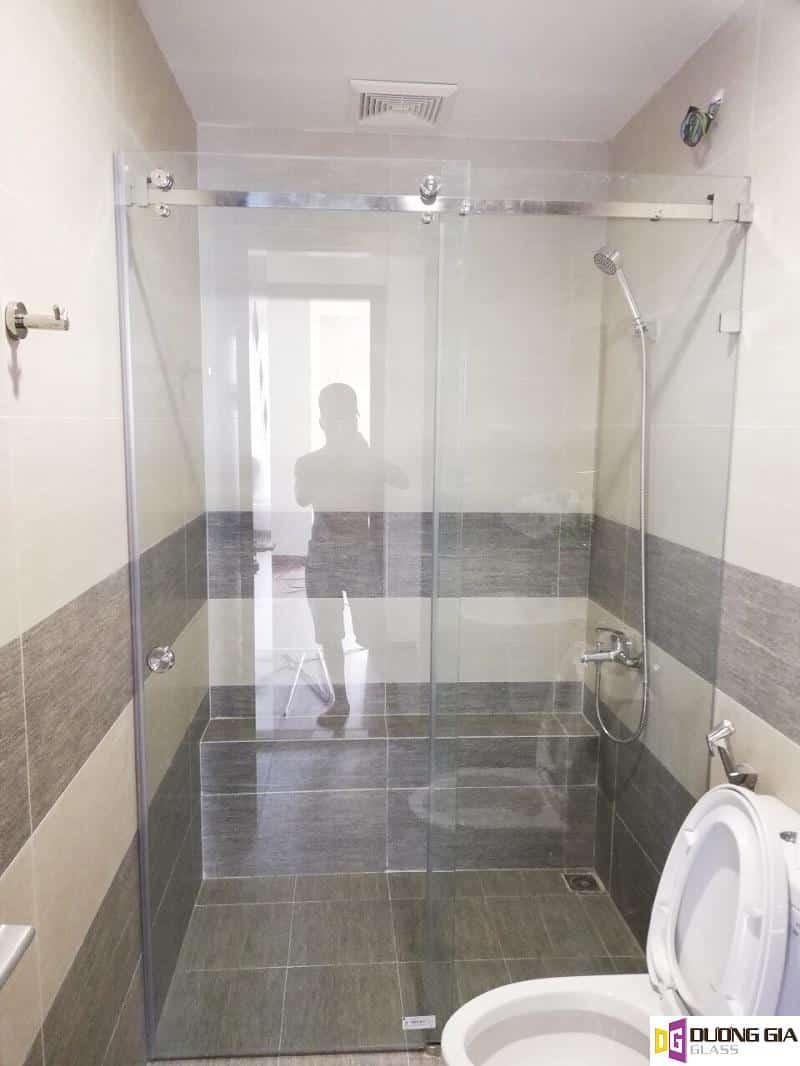 Phòng tắm kính mẫu 6